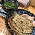 にぼしおつけ麺