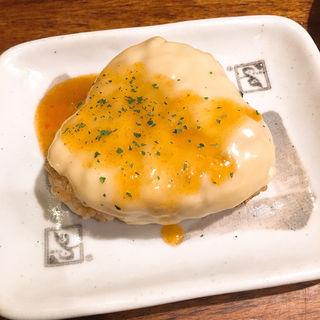 焼きおにチーズ(やきとり 大吉 東馬込店 (やきとりだいきち))
