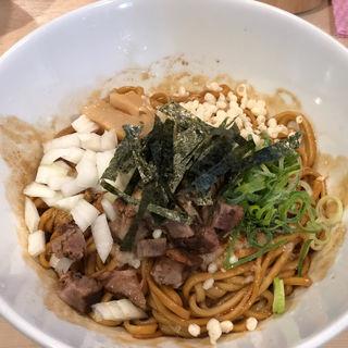 油そば(らぁ麺 今出川)