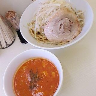 トマトチーズつけ麺(らーめんPit )