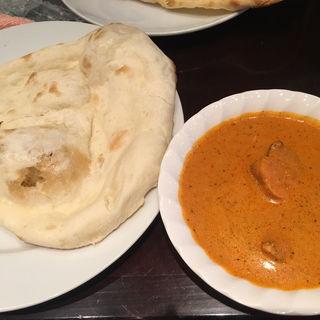 バターチキンカレー(カーヴェリホームキッチン (Kaveri Home Kitchen(ヴィナーヤ六本木)))