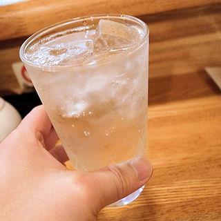 日本酒ハイボール(秀 )
