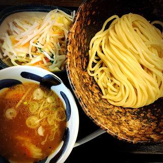 たっぷり野菜つけめん(三ツ矢堂製麺 中目黒店 (【旧店名】フジヤマ製麺))