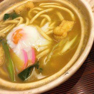 カレー煮込みうどん(大正庵釜春本店 (たいしょうあんかまはるほんてん))