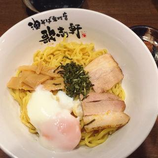 油そば(歌志軒 岡崎法性寺店 (カジケン))
