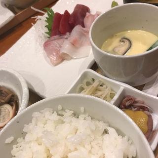 竹定食(おさしみにっぽん サシミジャパン)