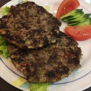 チャプリカバブ(アリアナレストラン (ARIANA Restaurant))