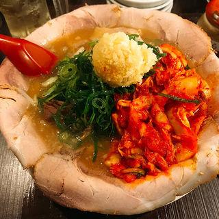 チャーシュー麺(らーめん 2国 お初天神店 )
