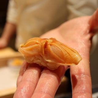 赤貝(紀尾井町三谷)