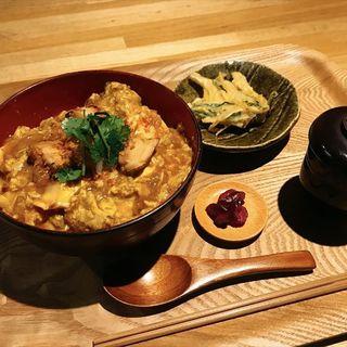 カレー親子丼(カッシーワ 茶屋町店 )