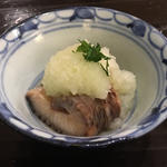 海鼠(ナマコ)おろし