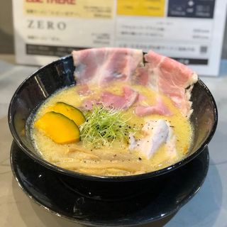 KABOSAUR 味噌ラーメン「カボソー」(仮)