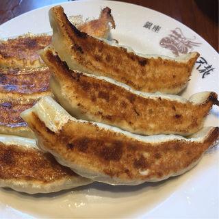 焼き餃子(銀座天龍 (ギンザテンリュウ))