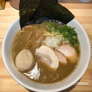 特製濃厚ラーメン(麺処しろ)