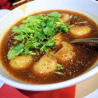 海老のスープ餃子(蜃気楼 )