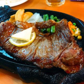 ステーキ250g(いちぎん食堂 )