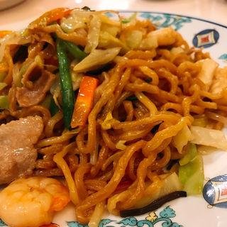 皿うどん(中華菜館 五福 )