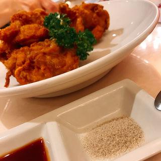 唐揚げ(中華菜館 五福 )