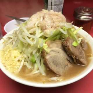 小ラーメン(ラーメン二郎 桜台駅前店 (らーめんじろう))
