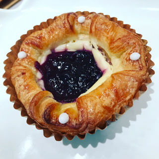 ブルーベリー&チーズクリーム(フォレスティカフェ 成城店 )