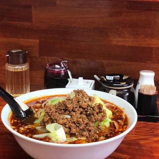 酸辣刀削麺(台所飲茶 上海楼 )