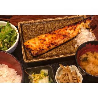 鮭ハラスの西京焼き(炙縁 )