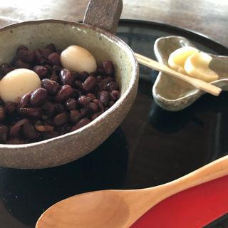お汁粉(古民家空間 風楽 (ふら))