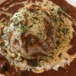 チーズ&カレー(eric-life (=cafe) (エリックライフ カフェ))