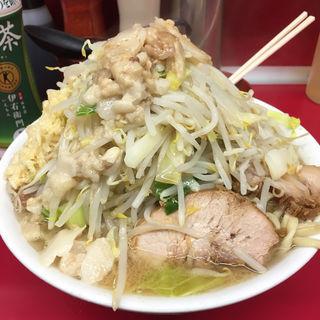大ラーメン(ラーメン二郎 湘南藤沢店 )
