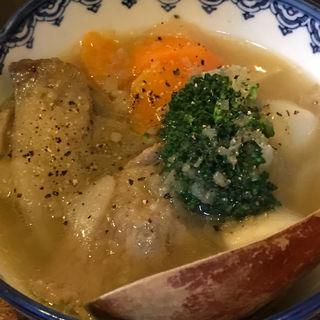 牛と野菜のバスク煮(虎食堂 (タイガーダイナー))