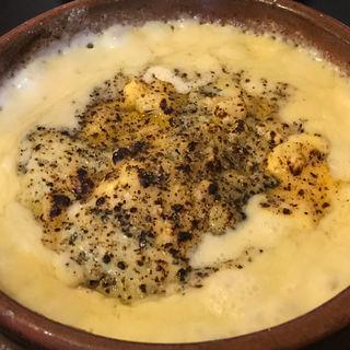 ブルーチーズのせクリームグラタン(虎食堂 (タイガーダイナー))