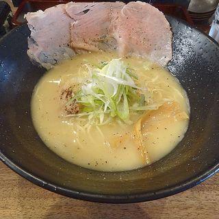座王ラーメン濃いめ(座王 心斎橋店 )