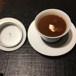 牛タンシチュー(おにく花柳)