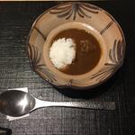 和牛カレーライス(おにく花柳)