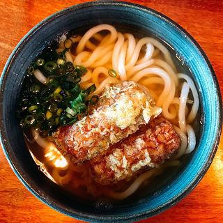 ちくわ天うどん(小林製麺 麺屋 こばやし)