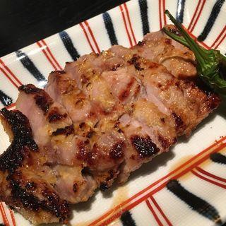 豚ロースの西京焼き(文楽 東蔵 (ブンラクアズマグラ))
