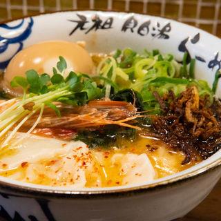 海老潮拉麺(らーめん砦 寺田町)