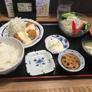 キチン南蛮定食(天神 わっぱ定食堂 )