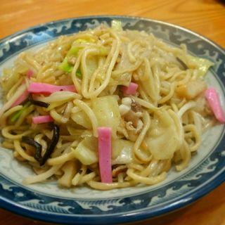 皿うどん(黒田屋)