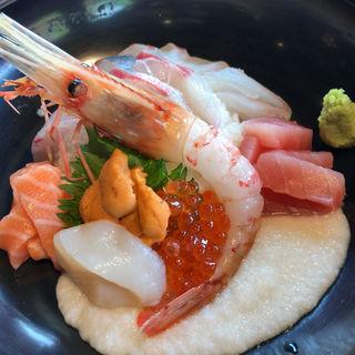 極上海鮮丼(蔵屋敷 そう馬 わから)