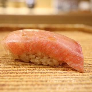 金目鯛(鮨鈴木)