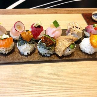 手毬鮨(手毬鮨と日本茶 宗田)