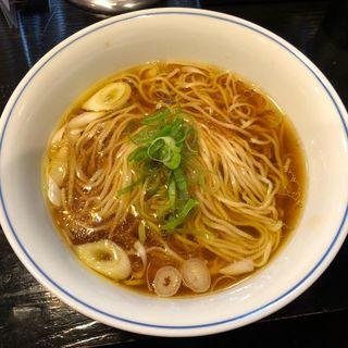 かけらぁ麺 醤油(ロックンビリーS1 (スーパーワン))