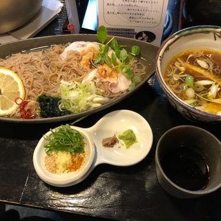 元祖昆布水のpremiumつけ麺(ロックンビリーS1 (スーパーワン))
