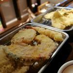 第三天ぷら定食(天ぷら 菜三)