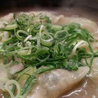 炊き餃子(炊き餃子池三郎)