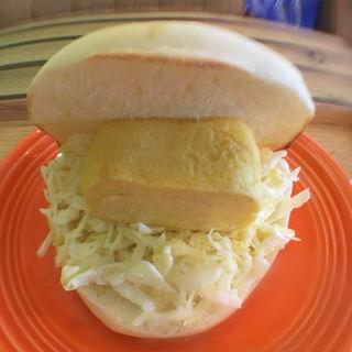 だし巻き卵サンド(めざましサンド店)