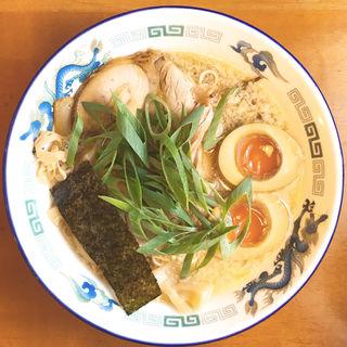 蔵出し醤油麺(もんど )