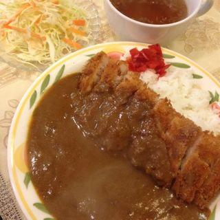 カツカレー(キッチンニュー早苗 )