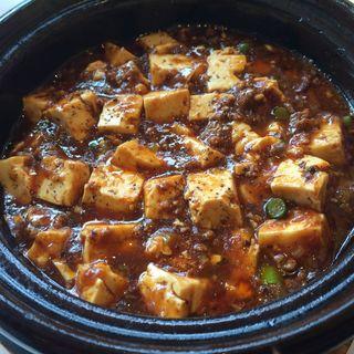 陳麻婆豆腐(中国料理 桃谷樓 阿倍野賓筵 )